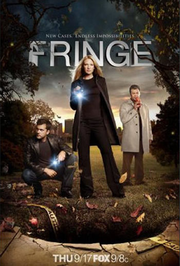 Постер к сериалу Fringe