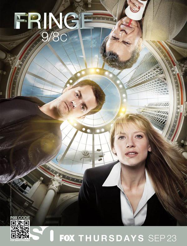 Постер к 3 сезону За Гранью