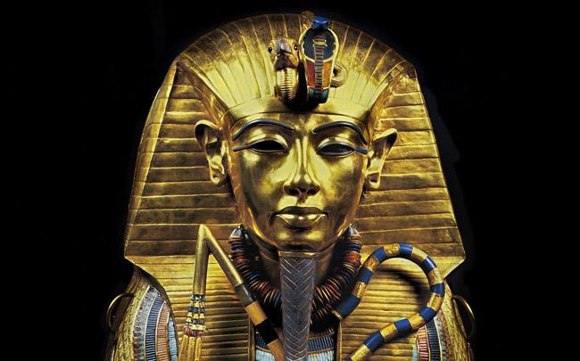 Голова египетского фараона