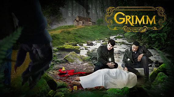 Постер к сериалу Grimm
