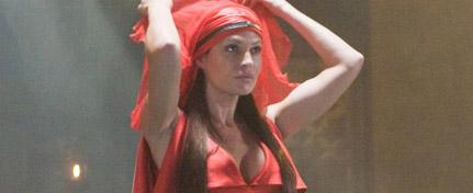 Джолин Блэлок в сериале Легенда об Искателе