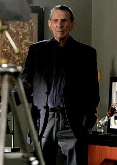 Леонард Нимой во втором сезоне За Гранью