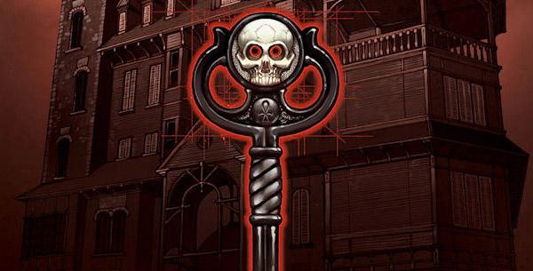 Обложка комиксов Locke & Key