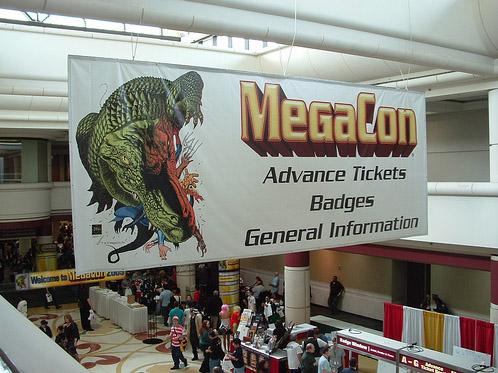 MegaCon 2009