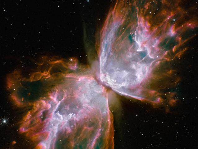 Фотография с телескопа Хаббла
