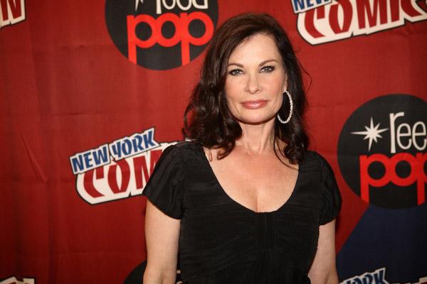 Джейн Бэдлер на New York Comic-Con 2010