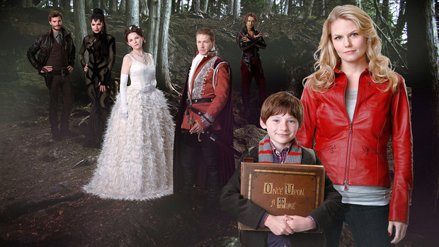 Постер к сериалу Once Upon a Time