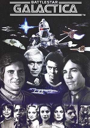 Звездный Крейсер Галактика 1978 года