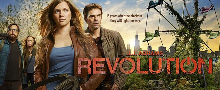 Сериал Revolution - постер