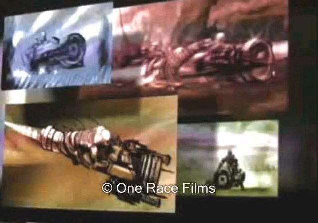 Картинки к третьему фильму Риддик