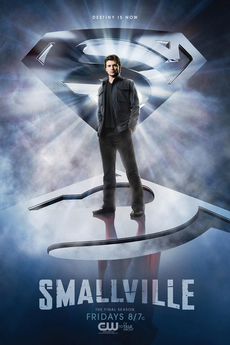 Постер к 10 сезону Смолвиля