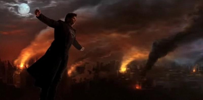 9 сезон Smallville