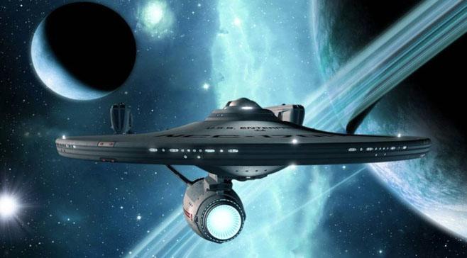 Корабль Энтерпрайз Звездный Путь