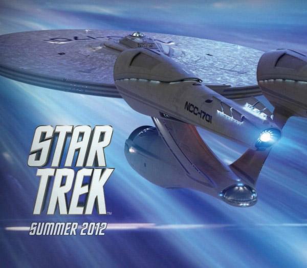 Звездный Путь 2012 постер