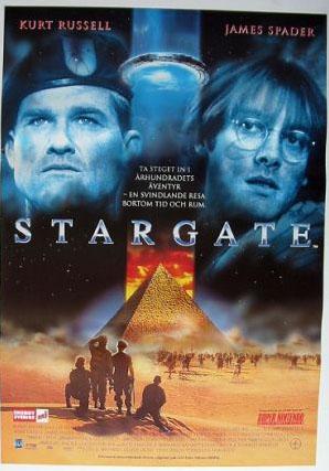 Оригинальные Звездные Врата фильм 1994 года