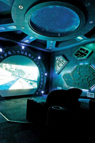 Звуковая система Atlantic Technology THX