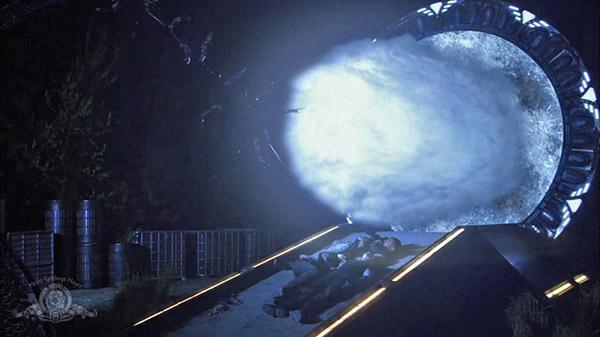 Звездные Врата Вселенная - Cloverdale