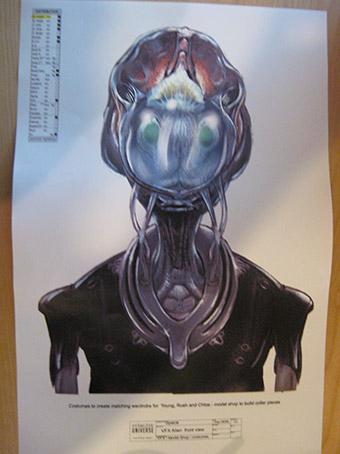 Инопланетянин Звездных Врат Вселенная