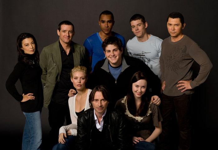 Актеры сериала Звездные Врата Вселенная