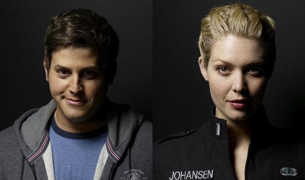Актеры Stargate Universe