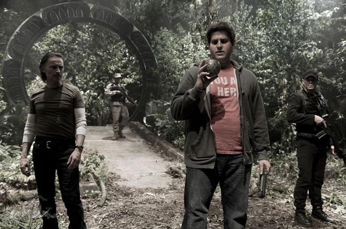 Планета джунглей в сериале Звездные Врата Вселенная