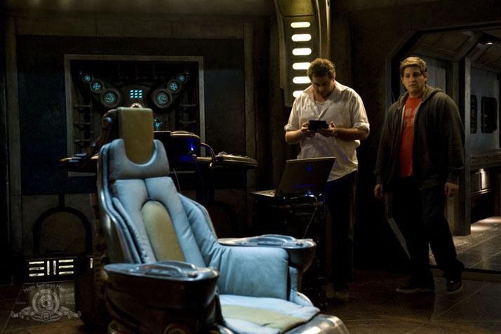 Stargate Universe 10 эпизод