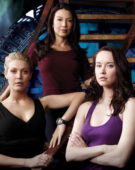 Женщины сериала Звездные Врата Вселенная