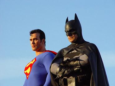 Пересечение Супермена и Бэтмена
