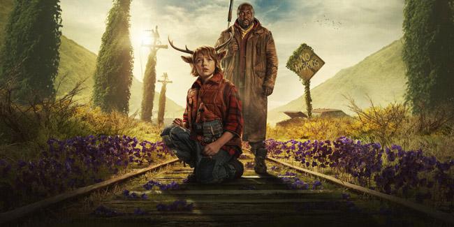 Мальчик с Оленьими Рогами на Netflix