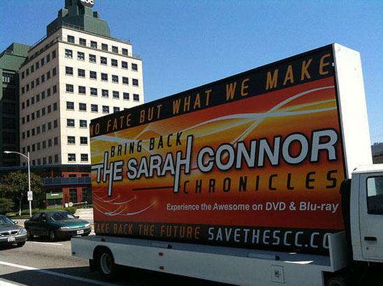 Кампания поклонников Терминатора: Хроники Сары Коннор по возвращению сериала