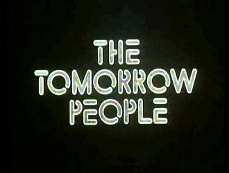 Tomorrow People - лого британского сериала