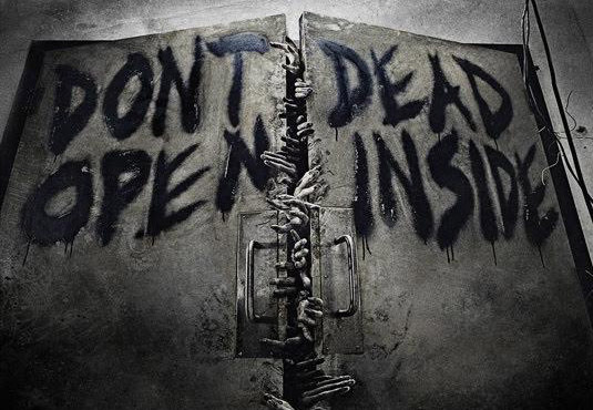 Комиксы Ходячие Мертвецы - Мертвые внутри
