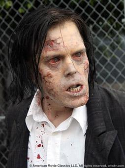 Мужчина зомби