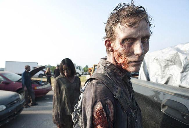 Ходячие Мертвецы, второй сезон