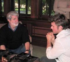 Интервью с Джорджем Лукасом