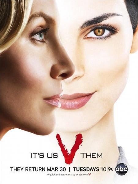 Постер к сериалу V