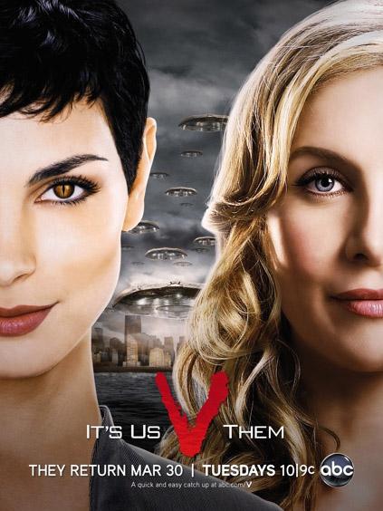 Постер к сериалу Визитеры