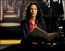Joanne Kelly в сериале Хранилище 13