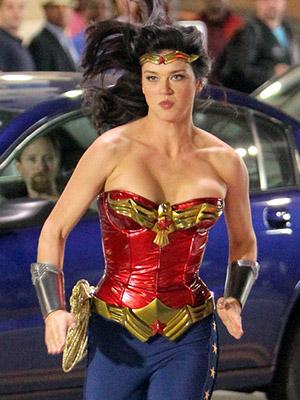 Wonder Woman Эдрианн Палики