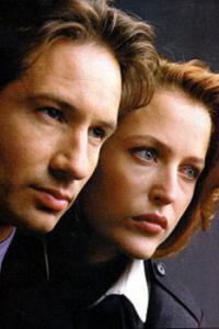 Главные герои Секретных Материалов X-Files