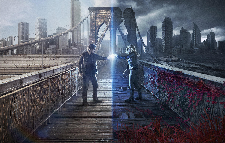 Постер для 2 сезона сериала 12 Обезьян