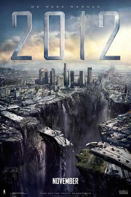 Постер для фильма 2012