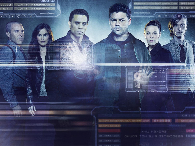 Постер для 1 сезона сериала Почти Человек
