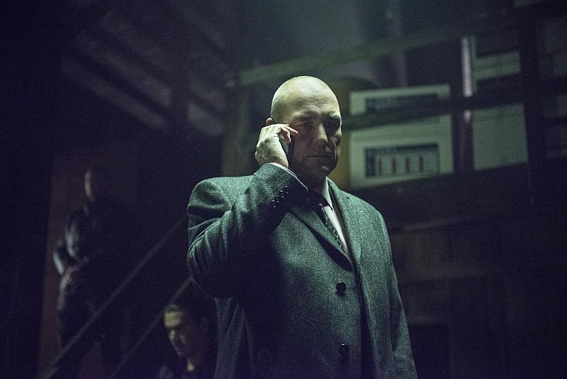 "Стрела ""Midnight City"" - 11 серия 3 сезона"