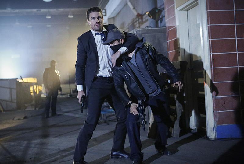 """Стрела """"Legacy"""" - 1 серия 5 сезона"""