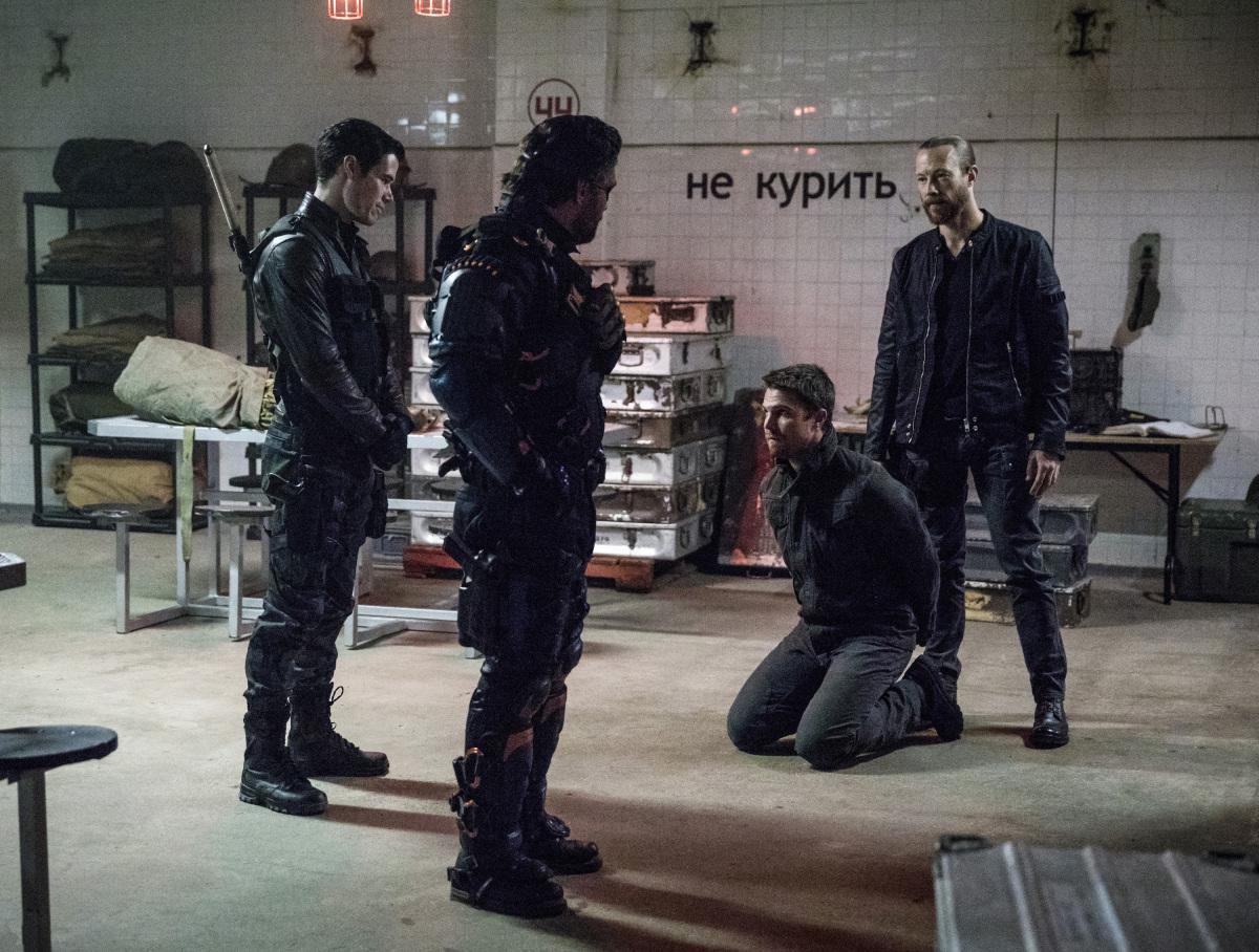 """Стрела """"Promises Kept"""" - 6 серия 6 сезона"""