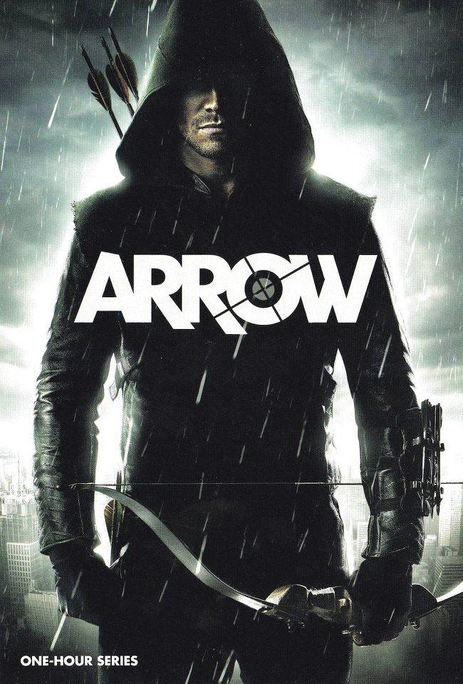 Постер для 1 сезона сериала Стрела