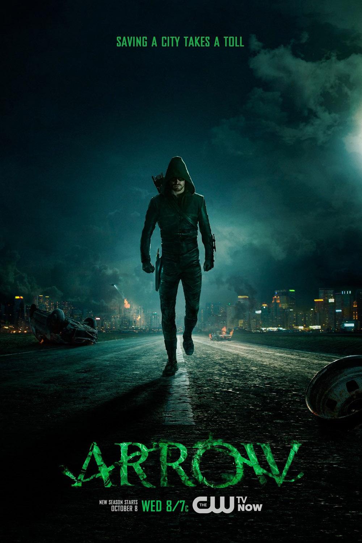 Стрела / Arrow (3 сезон)