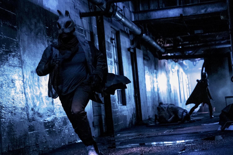 "Бэтвумен ""The Rabbit Hole"" - 2 серия 1 сезона"