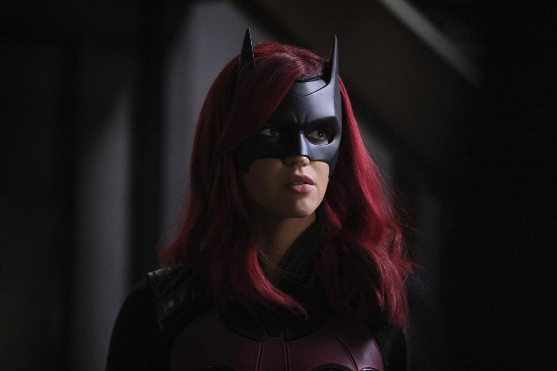 "Бэтвумен ""O, Mouse!"" - 20 серия 1 сезона"